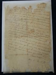 Maria Clara da Anunciação, 1730. Private letter, ACM-SP/PS, Arquivo da Cúria Metropolitana PGA-100/ Projeto P.S. PSCR1741. MAP Catalog Code: [0148]. Image Source: P.S.: http://ps.clul.ul.pt/pt/index.php?action=file&cid=xmlfiles/Revistas/ModernizadasTeitok/anotadas_PT/PSCR1741.xml
