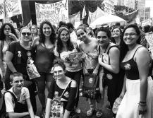 Vanessa, Giovana, Mayara, Maria Clara, Larissa, Sofia, Mariana